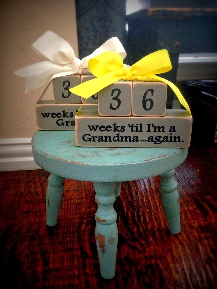 baby shower gift for the mom-to-be ...or grandma-to-be