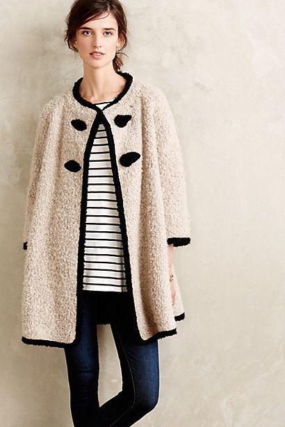 blair boucle coat