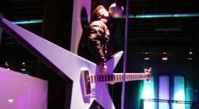 JVDG Guitar Hero / Now & Wow club