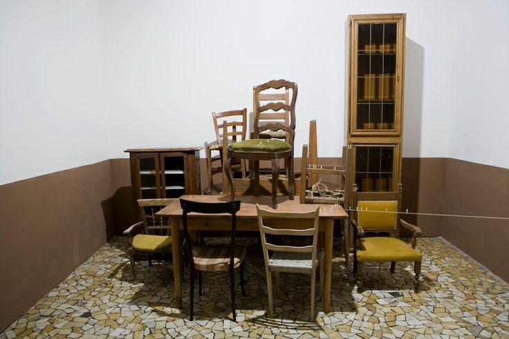 Old Furniture and Little White Men | Ilya& Emilia Kabakov  (1989)