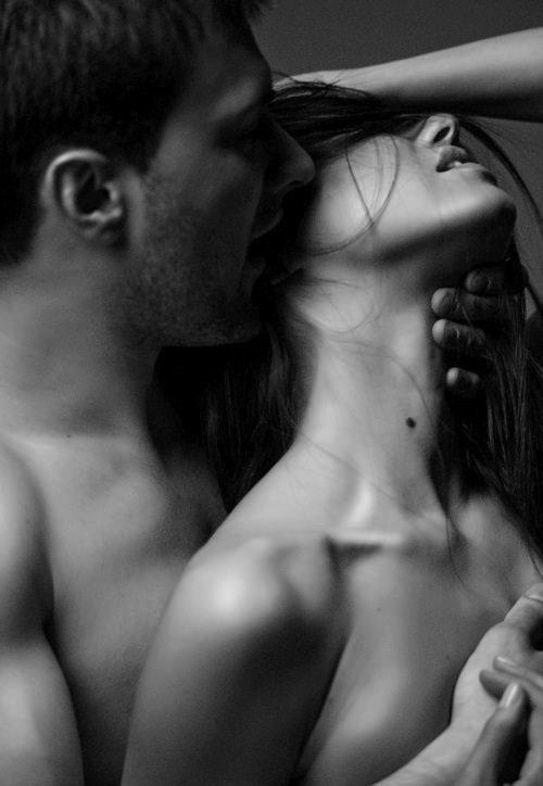 passionate hug and kiss meet