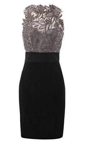 I love these lace top dresses, the racerback is such a flattering cut too