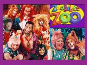 Zoobilee Zoo- I loved this. After searching for clips on Youtube, I now realize that this show was fairly terrifying.