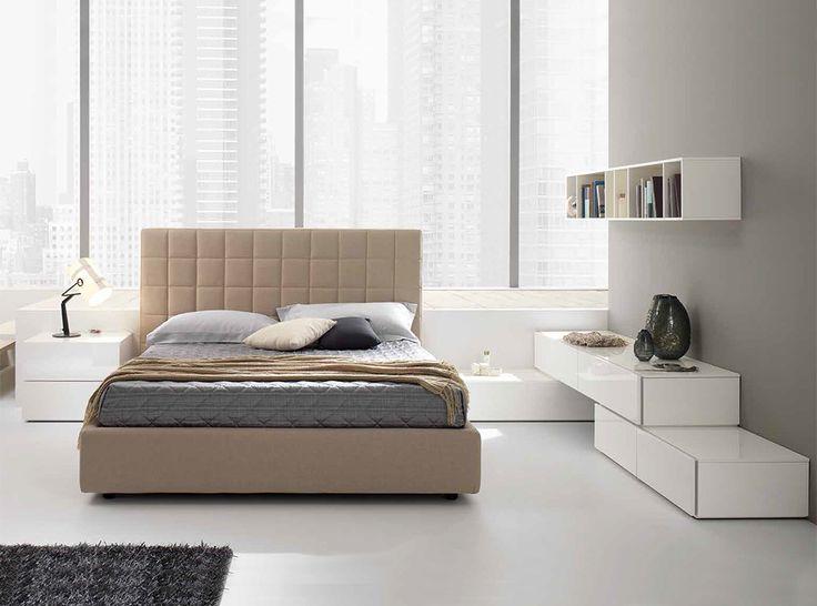 Italian Platform Bed Bingo 02 by Spar - $2,675.00