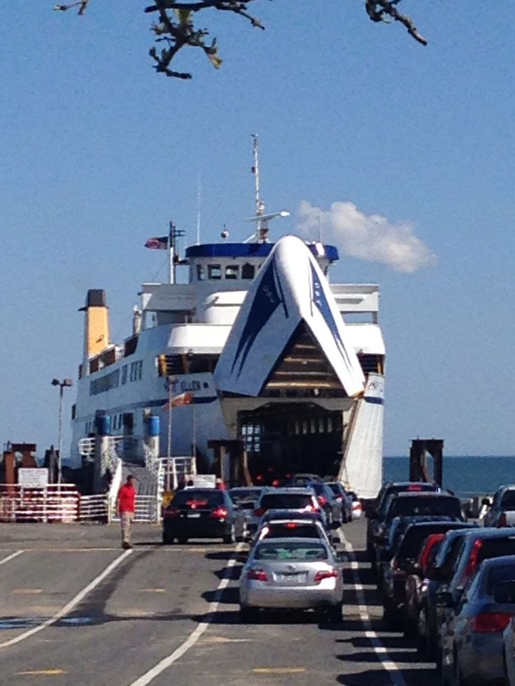Ferry at Orient Point