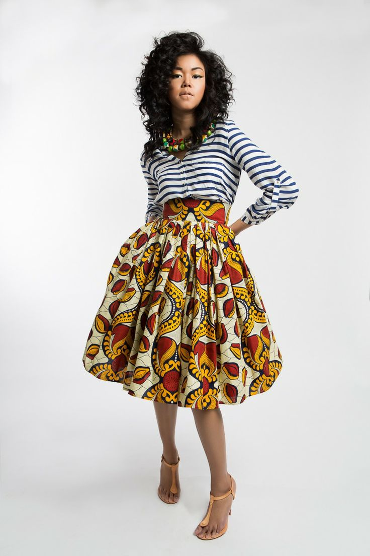 Check out this unique Flaming Medallion Lily skirt. FB: Jinaki Twitter: @OfficialJINAKI IG: @OfficialJINAKI Pinterest: @OfficialJINAKI Sh...