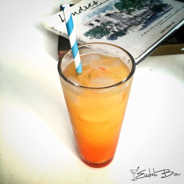 Tequila Sunrise
