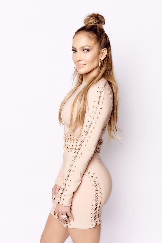 Jennifer Lopez on