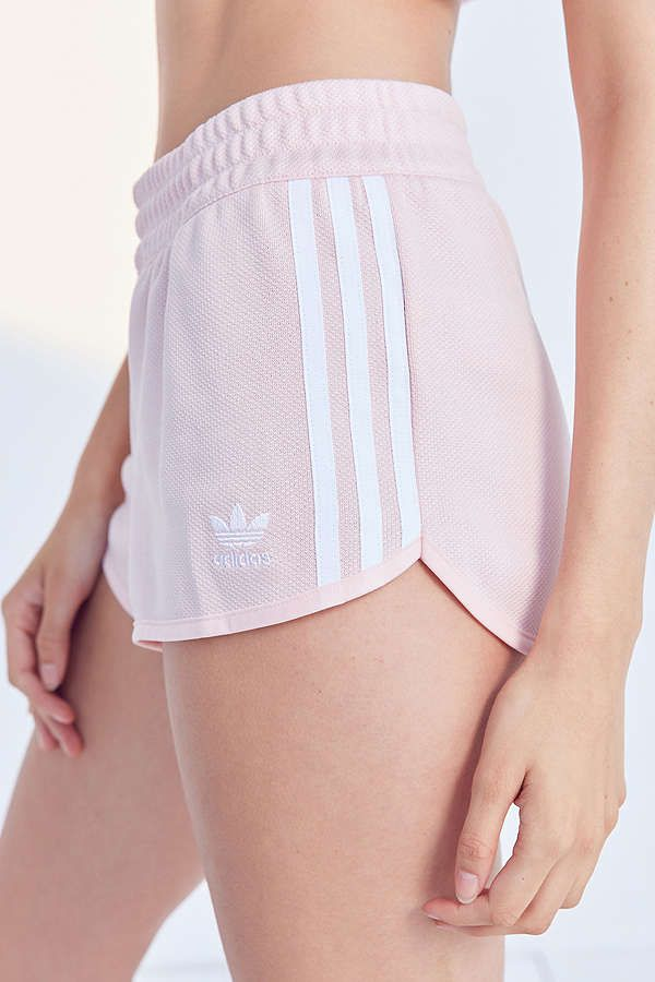Slide View: 4: adidas Originals 3 Stripe Short