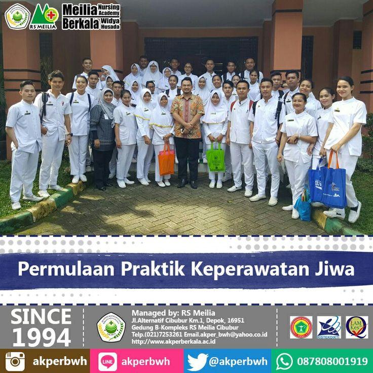 Tetap semangat menggapai cita nan mulia PERAWAT HEBAT bersama AKPER BERKALA • • #akper #akademi #keperawatan #akperberkala #cibubur #depok #cileungsi #bekasi #bogor #tangerang #jakarta #indonesia #mahasiswa #kampus #kuliah