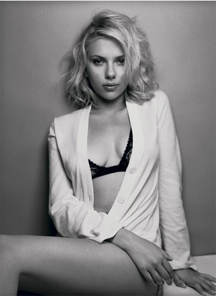Sexyness on a scale of to? Scarlett Johansson. www.goachi.com Your relationship inspiration.