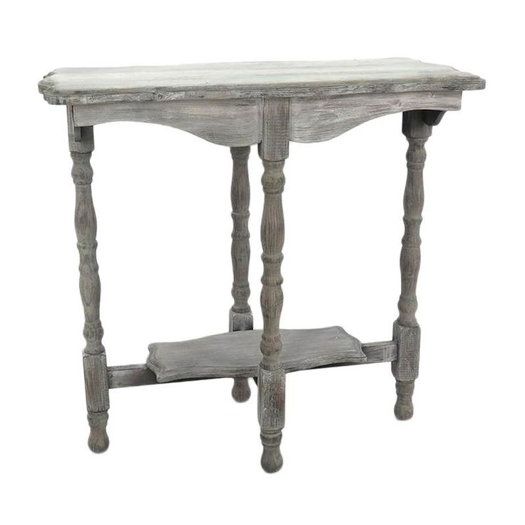 Wooden Console - Drawers - Consoles - FURNITURE - inart