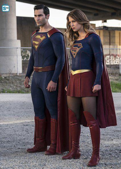 "#Supergirl #Season2 #2x02 ""The Last Children of Krypton"" Promotional Photos"