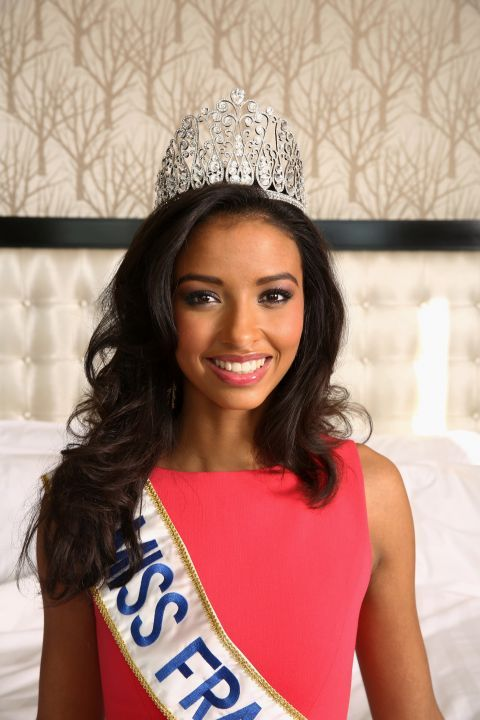 Flora Coquerel, Miss France 2014, pour Miss Univers 2015