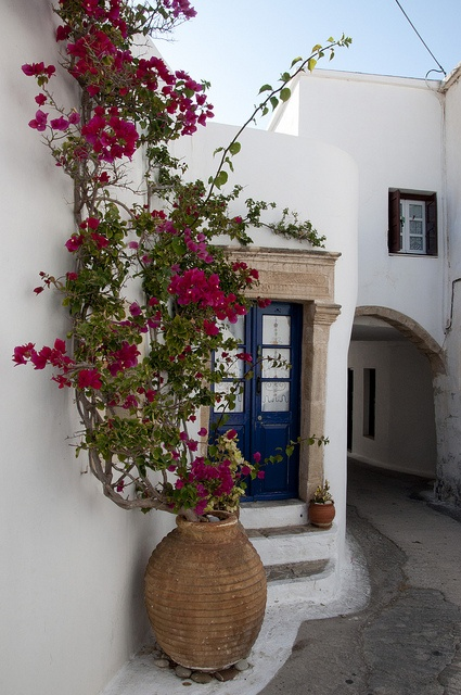 Chora, Kythira, Greece,