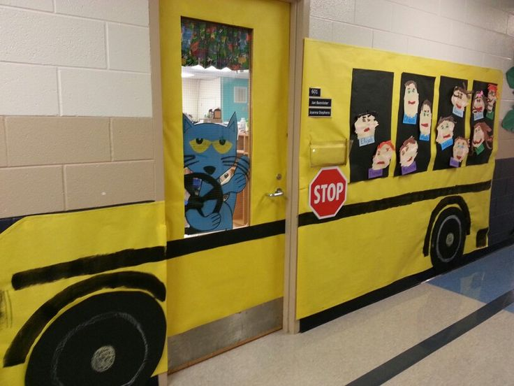 How cute is this idea!  Pete the Cat books and dolls are a favorite with our…