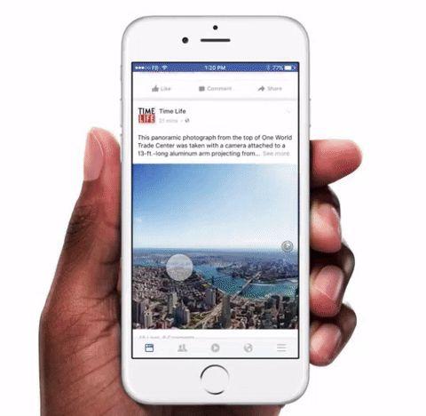 360 KUVAT FACEBOOKISSA –  Facebook ilmoitti 10.6.2016 mahdollistavansa 360 asteen kuvat viimein kaikille käyttäjilleen. Olet saattanut jo törmätä mainoksissa hauskoihin 360 videoihin, mutta nyt heikkopäisemmällekin sopivat 360 asteen kuvat saapuvat rikastuttamaan uutisvirtojamme. …