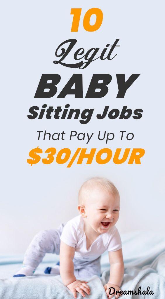 10 Best Babysitting Jobs For Kids Lovers To Earn Dreamshala Babysitting Jobs Job Work From Home Moms
