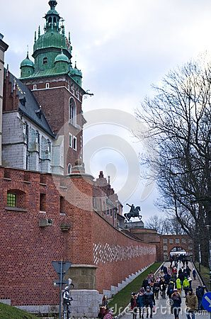 Wawel Cathedral, Cracow Poland - Download From Over 53 Million High Quality Stock Photos, Images, Vectors. Sign up for FREE today. Image: 83959530
