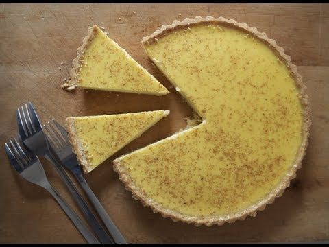 Great British Bake Off: Egg Custard Tart recipe | The Independent