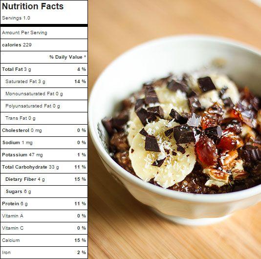 Le porridge est vraiment LE petit déjeuner que j'ai découvert avec mon changement d'alimentation. Et je ne suis vraiment pas déçue car c'est l'un de mes préférés. C'es…