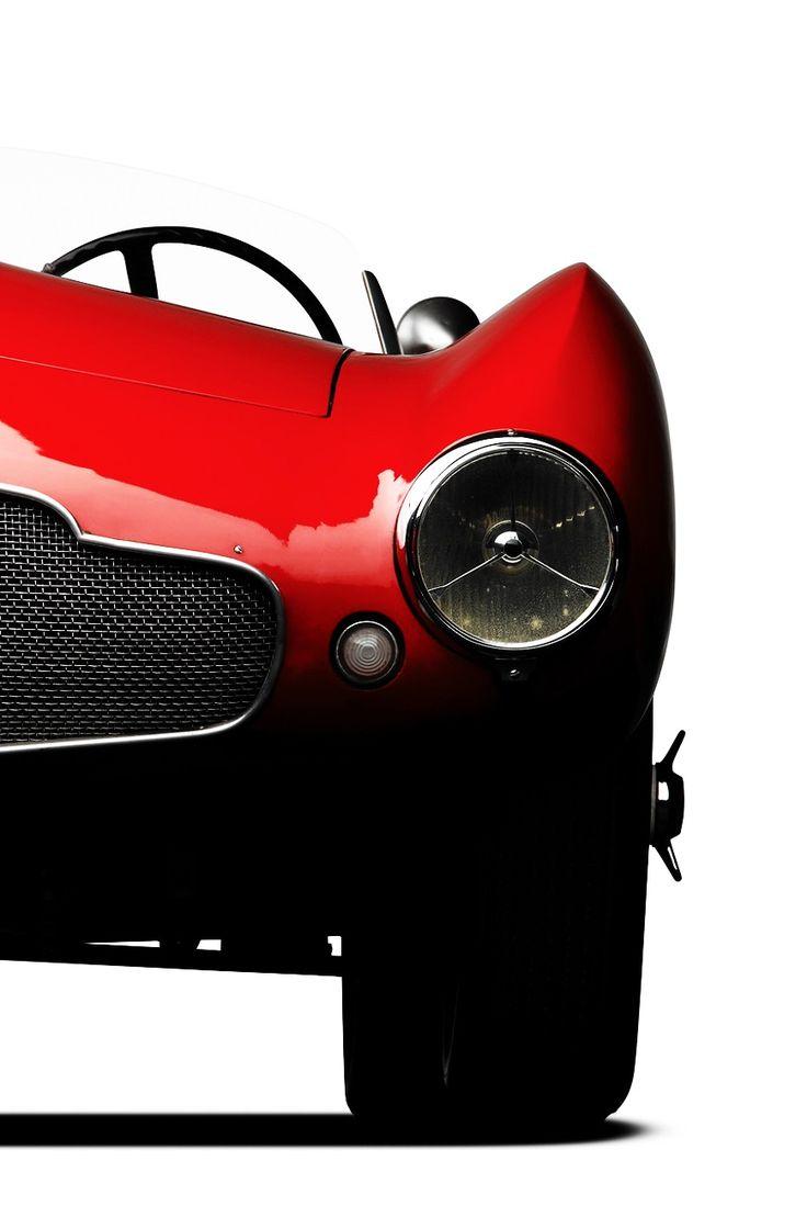 1954 Aston Martin DB2/4 Competition Spider Bertone