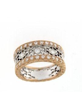 Anello fiorentino / Florentine Ring