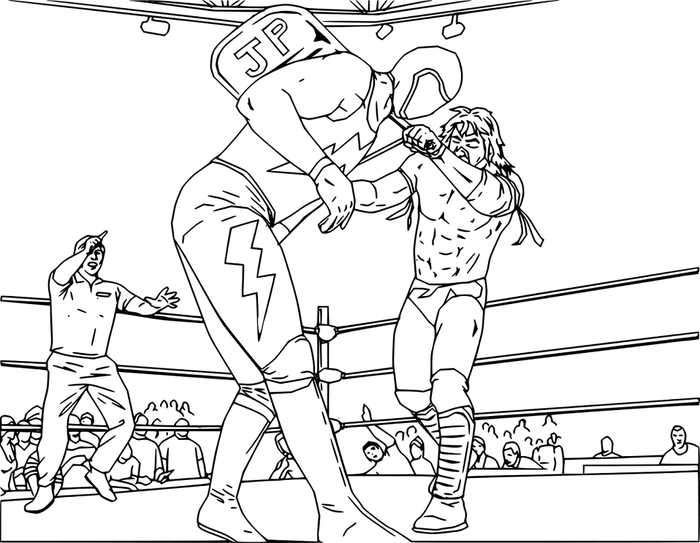 Wwe Wrestling Coloring Page Coloring Books Wwe Coloring Pages Coloring Pages For Kids