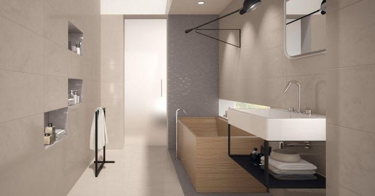 #Marca Corona #Work Ice 30x60 cm 8657 | #Feinsteinzeug #Steinoptik #30x60 | im Angebot auf #bad39.de 42 Euro/qm | #Fliesen #Keramik #Boden #Badezimmer #Küche #Outdoor