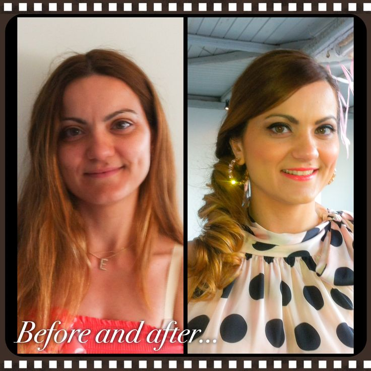 Make up by Tonia Maniati Make Up Artist