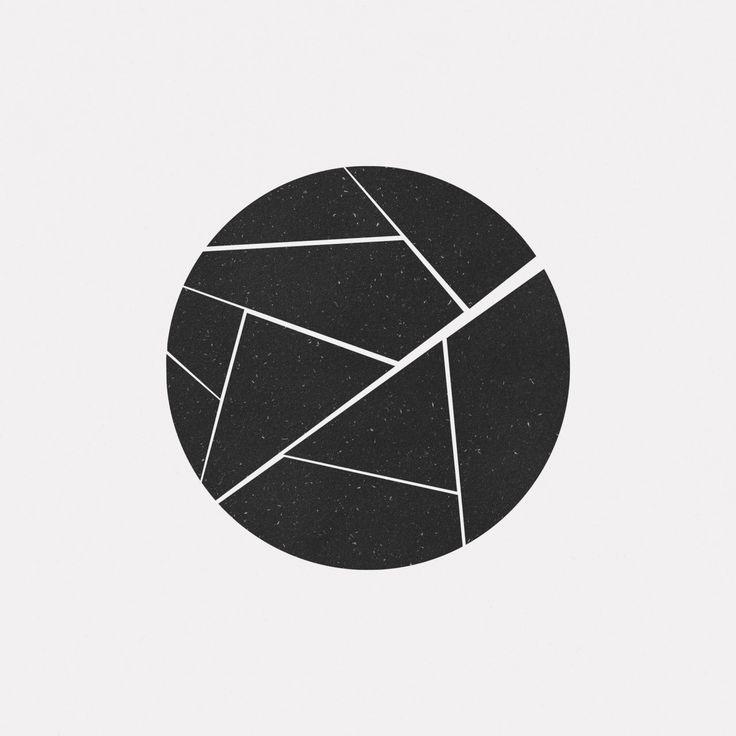 "dailyminimal: "" #DE16-808 A new geometric design every day """