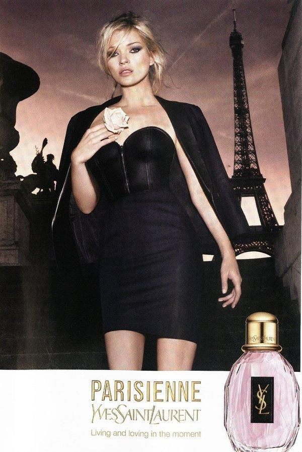 Yves Saint Laurent - YSL Parisienne Fragrance Contract 2010 (S/S 10)