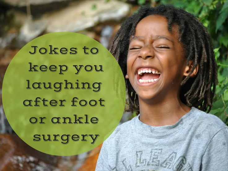 Laughter is the best medicine and it's the only thing covered by all insurance plans with no out of pocket cost