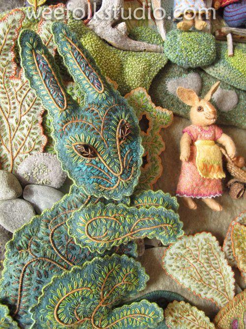 Текстильное искусство или беспредел без границ... - Ярмарка Мастеров - ручная работа, handmade