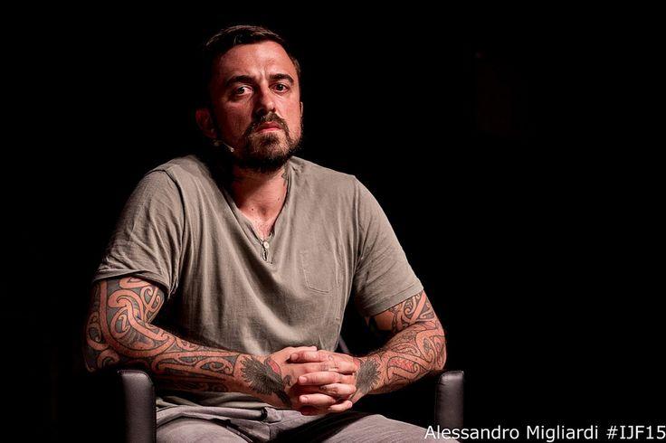 https://flic.kr/p/sjAYio   Social fighters: incontro Chef Rubio e Zerocalcare   www.festivaldelgiornalismo.com/programme/2015/chef-rubioz...