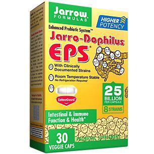 Jarro-Dophilus EPS 25 BILLION (30 Capsules)  by Jarrow Formulas at the Vitamin Shoppe