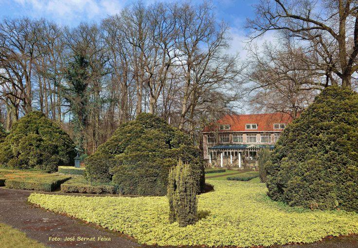 Hotel Landgoed Ehzerwold, Almen