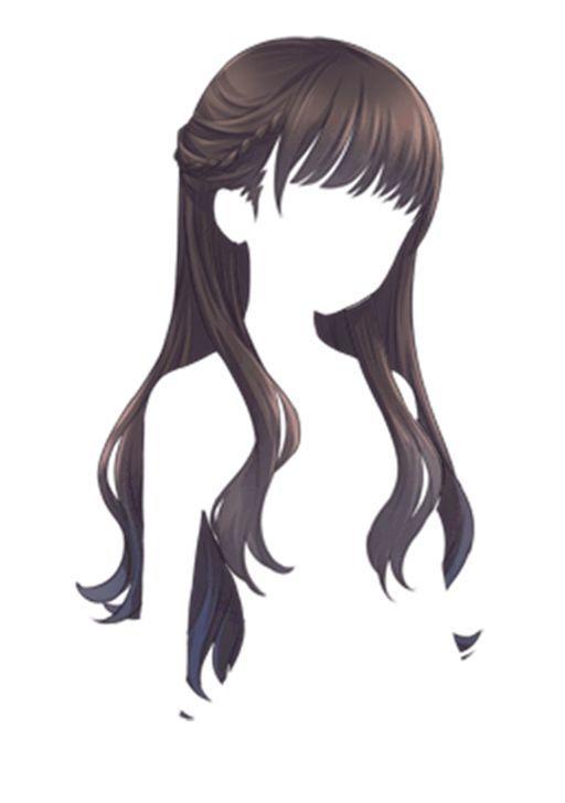 Resultado de imagen para pelucas color blanco corazon de melon