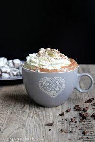 Wie kann man sich nass - kaltes Wetter versüßen oder noch besser gesagt schön trinken ?  Definitiv mit dieser heißen Schokolade !   We...