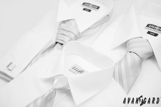 Chlapecká kravatka, pánská kravata a pánská regata AVANTGARD.