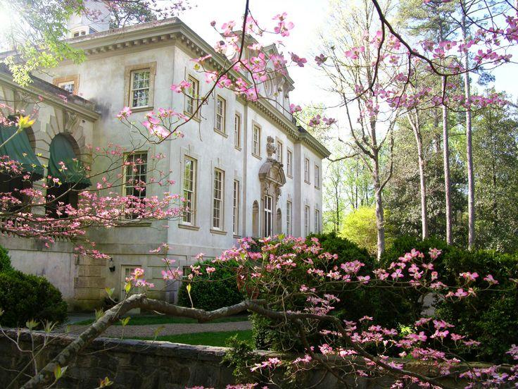Atlanta Swan house via Atlanta History Center
