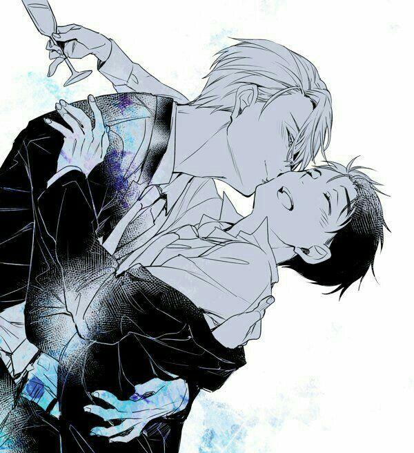Victor x Yuri Victuri