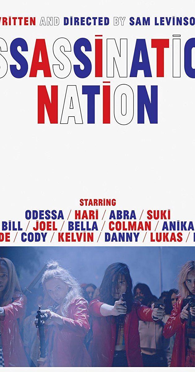 Assassination Nation (2018) Full Movie hd {watch.1080p}