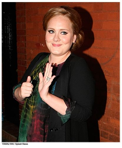 First Look at Adele Biography
