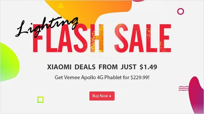 Only three days, a discount of 80 percent on CareBest !!!Sale - Online Flash Sale | GearBest.com