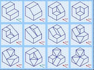 Resultado de imagen para fichas de dibujo tecnico para imprimir