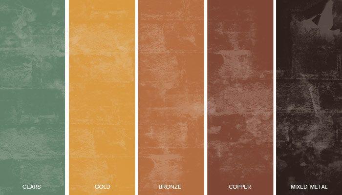 Colour pallet for kitchen?