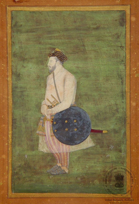 Mu'izz al-Din Muhammad bin Sam, aka Shahab-ud-din Muhammad Ghori (1173-1206), the second Muslim invader of India