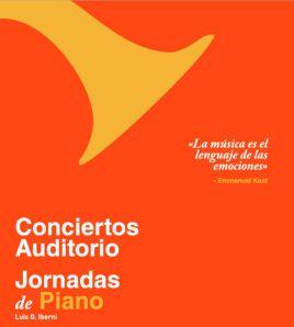 Jornadas de piano en Oviedo 2014