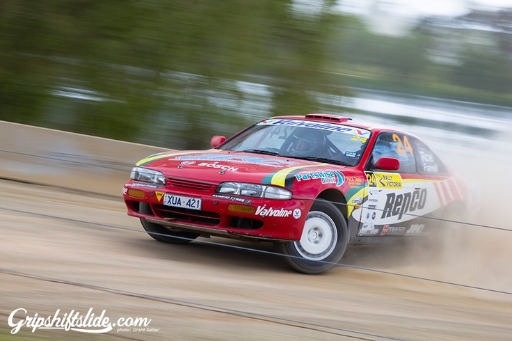 Rally Victoria, s14 in overdrive!